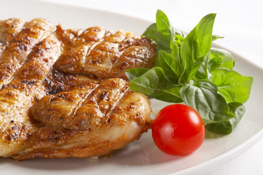 Organic Boneless Leg Meat